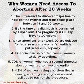 20 week abortion