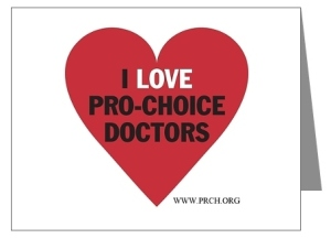 pro-choice abortion doctors
