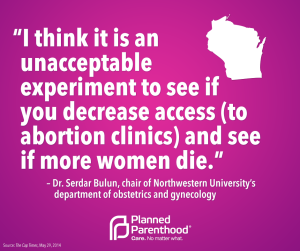 Taking Abortion Away Only Makes it Dangerous for the Woman, It Doesn't End Abortion