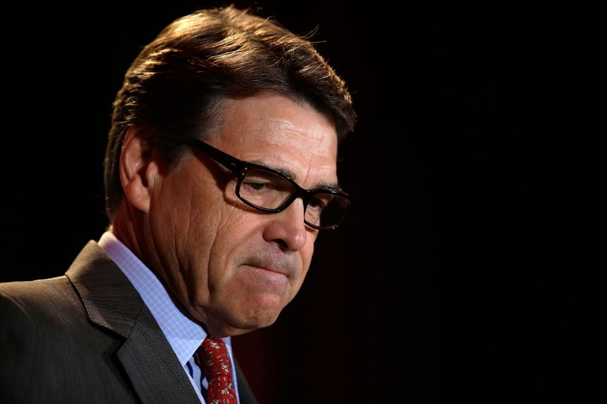 Rick Perry Indicted in Politically-Charged Texas Battle