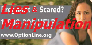 lies and manipulation