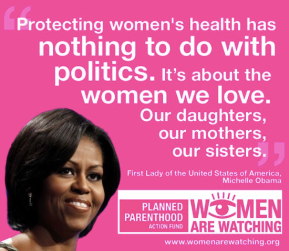planned parenthood is womens health care